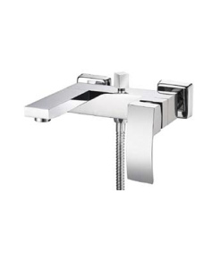 Grifo temporizador frontal walter for Temporizador ducha